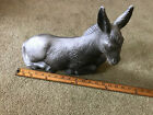 Vintage Christmas Nativity Donkey Blow Mold 13 1 2 Long Free S H