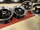 15 x 8 FORD F150 BLACK torq wheels 15x8 F100 F 150 RIMS 5x55  5x1397  SET