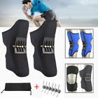[Upgraded Type] 1 Pair Power Knee Stabilizer Pad Rebound Spring Force Knee