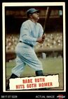 Ever Wanted to See a Babe Ruth Bat Plate Card? 6