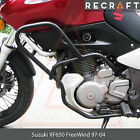 Recraft Suzuki XF650 FreeWind 1997-2004 Crash Bars Engine Guard Frame Protector