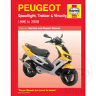 Peugeot Speedfight 2 50 LC DD Rally Victories 2006-07 Haynes Manual 3920