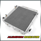 For Jeep Wrangler YJ GM chevy V8 87 04 Conversion Performance Aluminum Radiator
