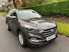 LARGER PHOTOS: HYUNDAI TUCSON 1.6GDI PETROL NEW SHAPE 33000 MILES 2 KEYS  CAT N REPAIRD