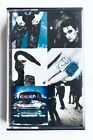 U2 - ACHTUNG BABY - Cassette PY581 EVEN BETTER THAN THE REAL THING, THE FLY etc