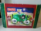 Lil Shepherds H6371 Fisher Price Little People 2005 COMPLETE Christmas Nativity