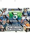 2016 Contenders Football Factory Sealed Hobby Box