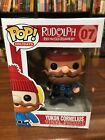 FUNKO POP HOLIDAYS RUDOLPH THE RED NOSED REINDEER YUKON CORNELIUS #07 In Stock