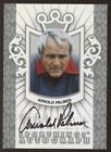 2007 Sportkings Arnold Palmer Sport Kings Silver Auto Autograph