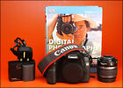 Canon EOS 40D DSLR Camera +18-55mm Zoom Lens kit + Battery, Charger 8,811 Shots