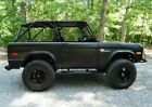 1971 Ford Bronco 1971 Ford Bronco 50 EFI Blacked out Automatic transmission