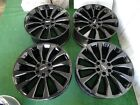 2019 LINCOLN NAVIGATOR OEM FACTORY 22 WHEELS RIMS GLOSS BLACK 6X135