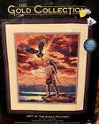 Dimensions Gold Collection Cross Stitch Gift of Eagle Feather 3897 Native Indian