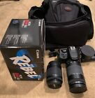 Canon EOS Rebel SL1 Digital SLR Excellent Condition With Extras