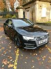 Audi A4 14 TFSI S4 Replica 2016 B9 Black Edition Alloys