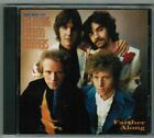 THE BEST OF THE FLYING BURRITO BROTHERS FARTHER ALONG CD MADE BY BMG