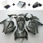 Matte Black Bodywork Fairing Kit for Kawasaki Ninja 250R 2008 2012 ABS Injection