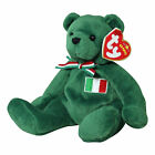 Ty Beanie Baby Basilico - MWMT (Bear Europe Country Exclusive)