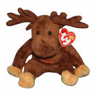 Ty Beanie Baby Villager - MWMT (Moose Canada Country Exclusive 2005)