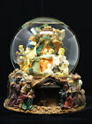 Kirkland Signature Musical Water Globe Revolving Base Snow Globe Nativity Scene