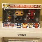 Ultimate Funko Pop Captain America Figures Checklist and Gallery 48