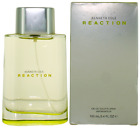 Reaction By Kenneth Cole For Men EDT Cologne Spray 3.4oz Shopworn New