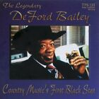 The Legendary De Ford Bailey: Country Music's First Black Star CD
