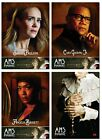AMERICAN HORROR STORY ROANOKE - Season 7 - 4 Card Promo Set