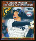 (2) 2018 TOPPS GALLERY BASEBALL SEALED 20 PACK BOX LOT auto sp heritage inserts