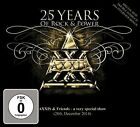 Axxis - 25 Years Of Rock And Power (Cd+dvd)