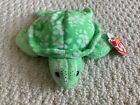 Sunrise The Green Turtle Ty Beanie Baby Pre-owned With Tags And Error
