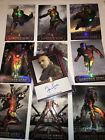 Iron Man Autographs Trading Card Guide 27