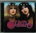 HEART Love Alive CD by Heart (CD, Sep-2005, Sony Music Distribution (USA)
