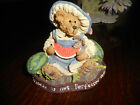 Boyds Bears Retired Sharon & Hopper Sweet Times Berstone Collection # 4013439