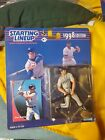 MLB Starting Lineup Alex Rodriguez 1998 Mariners Action Figure