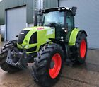 Claas 640 tractor
