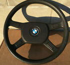 BMW OEM E30 Steering Wheel 3 Series 1984 1991 325i 325e 318i 325is 318is