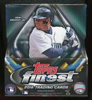2016 TOPPS FINEST BASEBALL SEALED HOBBY BOX auto sp refractor firsts franchise