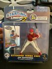 Starting Lineup 2 MLB Jim Edmonds 2001 Extended Series NIB St Louis Cardinals