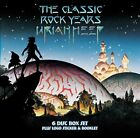 Uriah Heep - The Classic Rock Years (3CD and 3 DVD set)