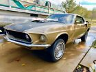1969 Ford Mustang Mach 1 Rare 1969 Ford Mustang Mach 1 351 H Code