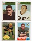 The 1960 Football Card Sets 3