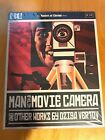 Man with a Movie Camera  Other Works by Dziga Vertov Eureka MOC OOP