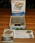 Weight Watchers Electronic Food Scale With Points Plus Values NEW In Opened Box