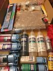 COMPLETE Gallery Glass Window Glass Painting Set w Instructions