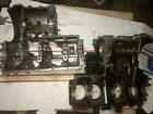 1983 Honda CB650SC Nighthawk Engine crankcase cases