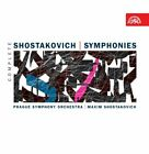 Maxim Shostakovich - Shostakovich - The Symphonies [CD]