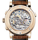 A. LANGE UND SÖHNE 404.032 DOUBLE SPLIT FLYBACK UHR WATCH ROTGOLD ROSE GOLD KOMP