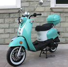 NEW 2020 MAGARI 50 Vintage 49cc Gas Scooter Retro Moped ABS Remote Start