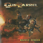 GUN BARREL Battle-Tested CD 12 trks FACTORY SEALED NEW 2003 LMP Ger IRON SAVIOR